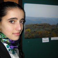 На выставке :: Arusia Davrisheva