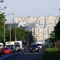 Утро в Городе. :: Владимир Гилясев