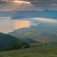 Лёгкий туман :: Владимир Новосёлов