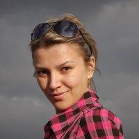 А какое небушко было... :: Надежда Федяева
