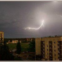 Молния :: Ирина Лебедева