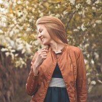 весенний поцелуй :: Татьяна Ширякова