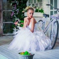 Невеста :: Elena TROYAnowSkaya