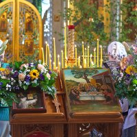 Пресвятая Троице, Боже наш, слава Тебе! :: Геннадий Александрович