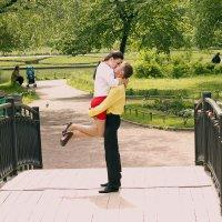 молодая семья :: Christiana Grigorkina