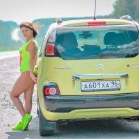 яркие цвета :: Яна Спирина