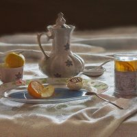 Чай с лимоном :: Александр Белышев