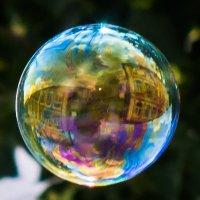 крутится вертится шар голубой :: Анна Шевцова