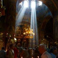 Луч света в тёмном царстве :: Mitya Galiano
