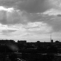 Сумеречные лучи :: Мария Нутвок