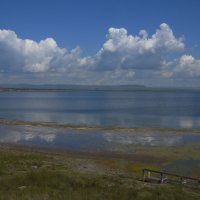 Поморийское озеро. Болгария. :: Надежда Судакова