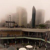 Туманная Лима.Перу :: сергей агаев