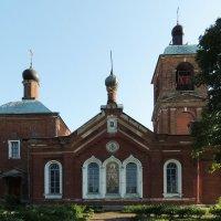 Церковь Успения Пресвятой Богородицы :: Александр Качалин