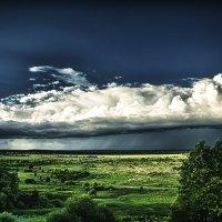 Надвигается гроза :: Антон Бабалян