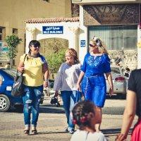 украинки на улицах Египта :: Оксана Шапирко