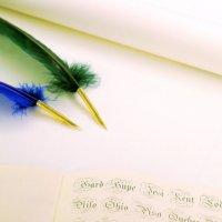 .. Красота человека — в красоте его письма. .. :: Арина Невская