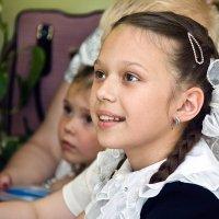 Будущая пятиклассница :: Валерий Рыкунов