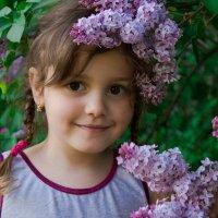 девочка-весна :: Анна Финогенова