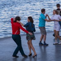 Танцы ... :: Александр Шамов