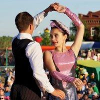 Танец :: Алексей Golovchenko