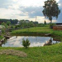 На краю села :: Валерий Симонов