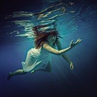 Underwater. :: Дмитрий Лаудин