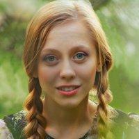 Наташа :: Оксана Volkova