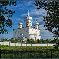 В.Н. Варламо-Хутынский монастырь :: Евгений Никифоров