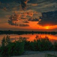 Днепровские закаты :: Юрась