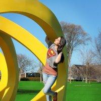 Super woman :: Olga Vang