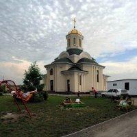Храм :: Владимир Клюев