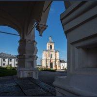 Варламо-Хутынский монастырь :: Евгений Никифоров