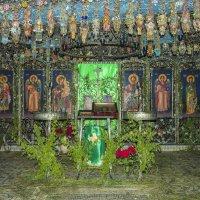 В пещерном храме :: Игорь Кузьмин