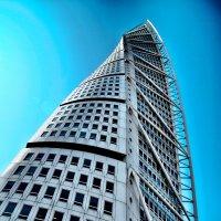 Turning Torso — небоскрёб. :: aWa