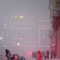 Холодно блин!!! :: Сергей Лошкарёв