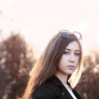 Солнце в волосах :: Варвара Фроловская