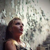 В мечтах :: Anna Stroinova