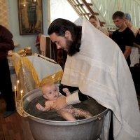 Крещение :: Андрей Неуймин