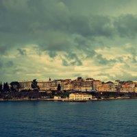 Греция.остров Корфу!! :: Александр Вивчарик