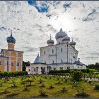 Великий Новгород. Варламо-Хутынский монастырь. :: Евгений Никифоров