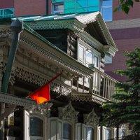 А у вас есть такие дома? :: Sergey Kuznetcov