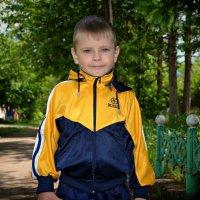Витька. :: Сибирь Эвенкия Евгений Щербаков