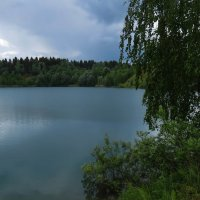 Озеро голубое :: Наталья Лакомова