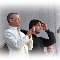 После исполнения :: Валерий Викторович РОГАНОВ-АРЫССКИЙ