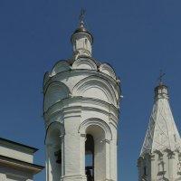 Колокольня. Церковь Георгия Победоносца в Коломенском :: Александр Качалин