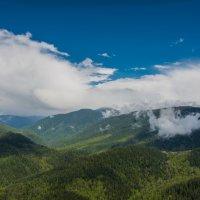 Рядом с облаками :: Sergey Oslopov