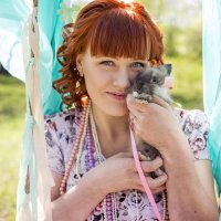 Прекрасная Анастасия )) :: Мария Дергунова