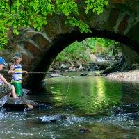 рыбалка :: Евгения Кибке