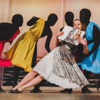 модные танцы :: Алексей Алтухов