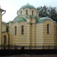 Церковь Николая Чудотворца при Рукавишниковском приюте :: Александр Качалин